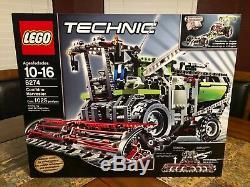 Lego Technic Moissonneuse Batteuse Dragster 8274 Nouveau Très Rare