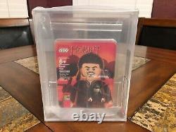 Lego The Hobbit Bard The Bowman Mini Figure 2014 Sdcc Afa 9.5 Très Rare