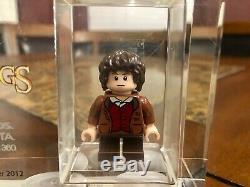 Lego Tt Games Trophée Brique Frodon Le Seigneur Des Anneaux Sdcc Très Rare