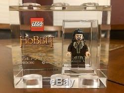 Lego Tt Games Trophée Brique Hobbit Bard Bowman Sdcc Très Rare