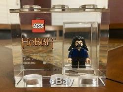 Lego Tt Games Trophy Brique Hobbit Thorin Sdcc Plus Rare Que M. Gold Très Rare