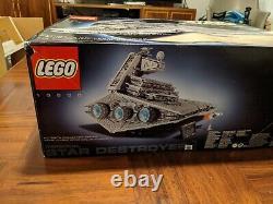 Lego Ucs Star Destroyer 10030 Nisb Very Rare