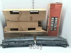Lionel O Gauge Après-guerre Nyc Freight Set 2171w Très Rare