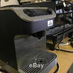 Machine À Café Clover 1s Utilisée Dans Le Réglage Du Café Très Rare