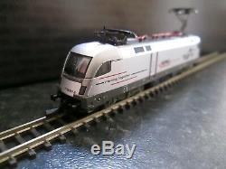 Marklin Aiguillon Échelle Z / Jauge Alpentransit Train. (très Rare)