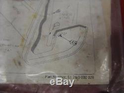 Marque Nouvelle Série De Véritable Bmw M3 E36 Avant Bavettes Modèle Très Rare Jupe Latérale
