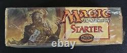 Mtg Magic The Gathering 1999 Starter Set Sealed Booster Box 36 Packs Very Rare