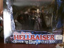 Neca Hellraiser Cénobite Lair Box Set Très Rare