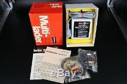 Nib Très Rare Équipement Vintage Set Varioprop 12 Graupner Grundig