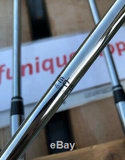 Nike Miura Forged Tour Prototype D'émission Pleine Cavity Iron Set 2-pw Très Rare