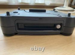 Nintendo 64 + 64dd Console Set Modèle Nus-010 Japan Limited Très Rare