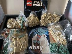 Nouveau Lego 7194 Ucs Yoda Star Wars Bags Factory Scellé Très Rare