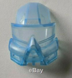 Nouveau Lego Bionicle 32571 Kaukau Translucide Light Blue Mask! Coquille! Très Rare