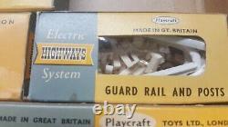 Playcraft Highways Pre-aurora Rare Set Avec Boîte D'expédition D'l@@k Très Agréable