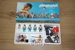 Playmobil Exclusive Set Mit Junge, Très Rare, Ritter Set, 1974, Klicky, Ovp