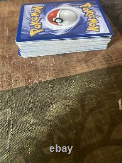 Pokemon 6/102 1ère Édition Shadowless Gyarados Base Set Holo Unlimited Very Rare