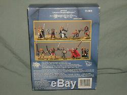 Ral Partha Ad & D Mini Box Set (dragonlance Heroes Très Rare Et Complet!)