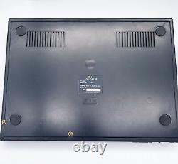 Rare Snk Neo Geo Aes Console System Set Complet Boxed Très Bon État
