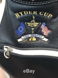 Ryder Cup Set Golf Edition Limitée Iron 3-sw Et Tour Bag Très Rare