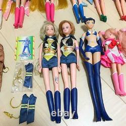 Sailor Moon Vintage Figurine Doll 13 Set Très Rare Japan Girl Toy Collection