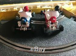 Scalextric Tri-ang Minimodels Go-kart Gk1 Set. 1964. Très Rare