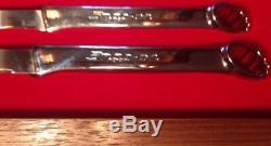 Snap-on Tools Collectables Clé Poignée Couteau À Prix 8pc Rare Tres Limitee