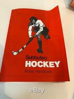 Subbuteo Table Hockey Très Rare 1980-1982