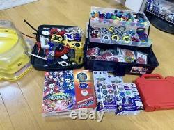 Takara Tomy Beyblade Burst Special Set Très Rare Utilisé Du Japon F / S