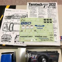 Tamiya 1/24 Volvo 850 Wagon Btcc Modèle Ready Set Tamtech Très Rare