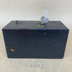 The Original Kodak No. 1 Camera String Set 1889 Modèle Très Rare