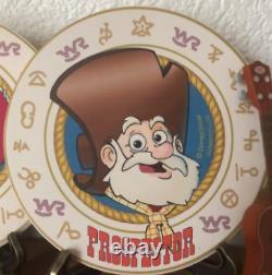 Toy Story Roundup Woody Jessie Coaster Tres Rare Lot De 4 Mis Set Disney Marchandises