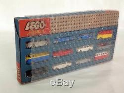 Toy-king Lego Très Rare 187 # 698 12 Voitures