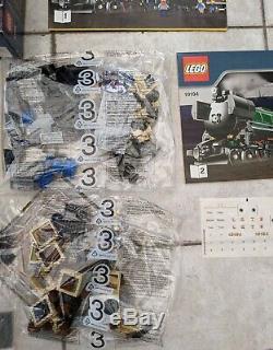 Trains Lego Emerald Night (10194) Marque Nouveau-s'il Vous Plaît Lire Très Rare Ensemble De 2009