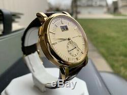 Très Rare A. Lange & Söhne Grand-langematik Big Watch Date 309,021 En Full Set