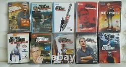 Très Rare Anthony Bourdain Pas De Réservation 10 DVD Set Collection The Layover