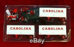 Tres Rare Caroline Du Fret International 9100i Triple 31071 1/64 Dcp