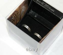 Très Rare Collection Twilight Saga New Moon Without You 2 Piece Ring Set In Box