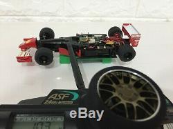 Très Rare Kyosho Mini-z Racer Asf2.4ghz Ready Set Nouveau Body F1 Ferrari Du Japon