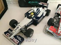 Très Rare Kyosho Mini-z Racer Jeu Prêt Carrosserie Occasion F1 3 Unités Du Japon F / S Ems