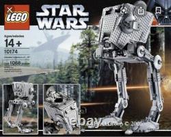 Très Rare Lego Star Wars Ensemble Numéro 10174 D'occasion, Ultimate Collectors At-st