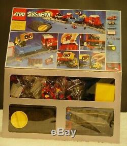 Très Rare. Lego System (# 4563) Train Nouveau Dans La Boîte