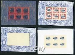 Tres Rare Limited Inverted Jenny Usps Edition Collector Set # 4806 Var