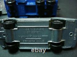 Très Rare Matchbox Superfast Mp-1 Set -complete Unpunched Box