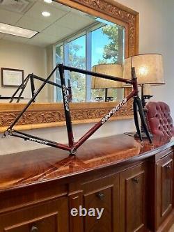 Très Rare Serotta Csi, Tour De France Lugs, Low Mileage Frame Set