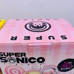 Très Rare ! Super Sonico Super Pochaco 2 Chiffres Ensemble Anime Japon