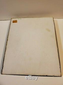 Très Rare! Tsr M. A. R Set Box 1975 Barker Empire Du Trône Petale Vtg D & D