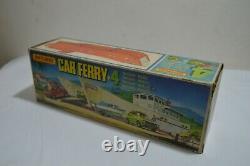 Très Rare Vintage 1977 Matchbox Superfast Coffret Cadeau G-17 Car Set Complet Ferry