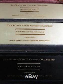 Très Rare Wilkinson Sword Ww2 Collection Six Couteaux D'ensemble Même Sn