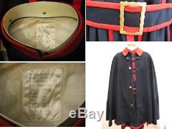 Un Tour Très Rare De Londres Yeoman Warden Garde Complète __gvirt_np_nn_nnps<__ Set Uniforme