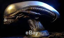Used alien Quadrilogy 25e Anniversaire Head Figure DVD Set Du Japon Très Rare